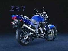 Kawasaki 750 ZR-7 N 2004 - 0