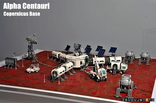 Alpha Centauri - Copernicus Base