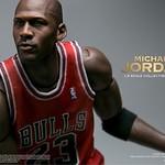 ENTERBAY – NBA 系列【麥可·喬丹】籃球之神 Michael Jordan 1/9 比例人偶作品