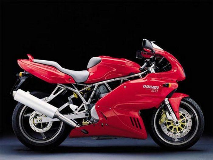 Ducati 800 SS 2004 - 5