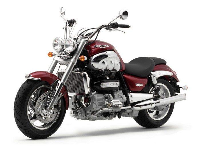 Triumph 2300 ROCKET III 2004 - 22