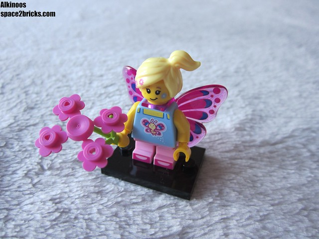 Lego minifigures S17 p42