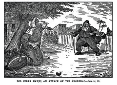 Did Jerry Have An Attack Of The Cholera? (Truth Seeker, November 12, 1892)