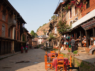 Bandipur central street