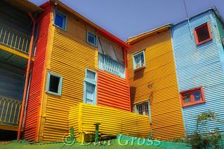 Colors of La Boca [web]
