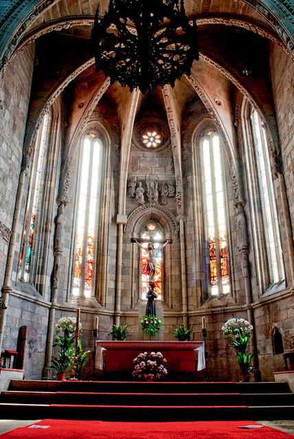 Iglesia de San Francisco de Betanzos.