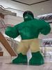 Hulk smash mall!