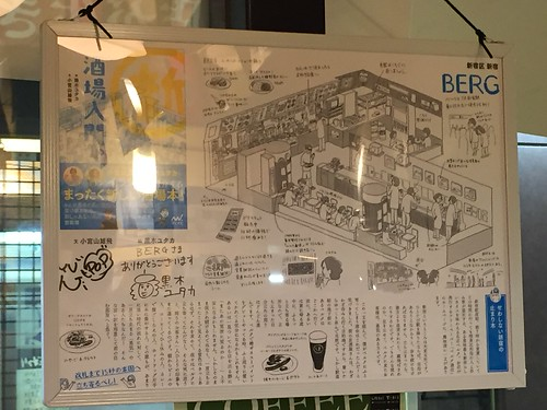 BERG 新酒場入門