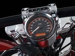 Harley-Davidson 1690 SOFTAIL BREAKOUT FXSB 2013 - 18