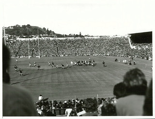 4th Test, NZ versus British Lions, Eden Park, Auckland (1977)