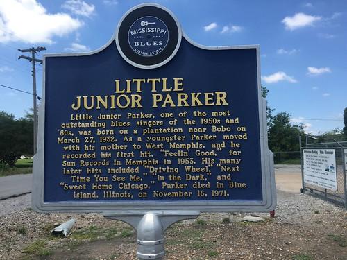 Junior Parker marker