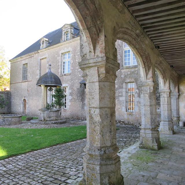 Château (XVIe) de Talcy (41)