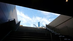 Sky City City Life Cityscape Cityscapes Stairs Architecture