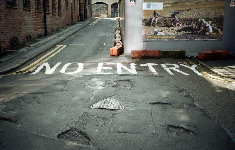 FILM - No Entry