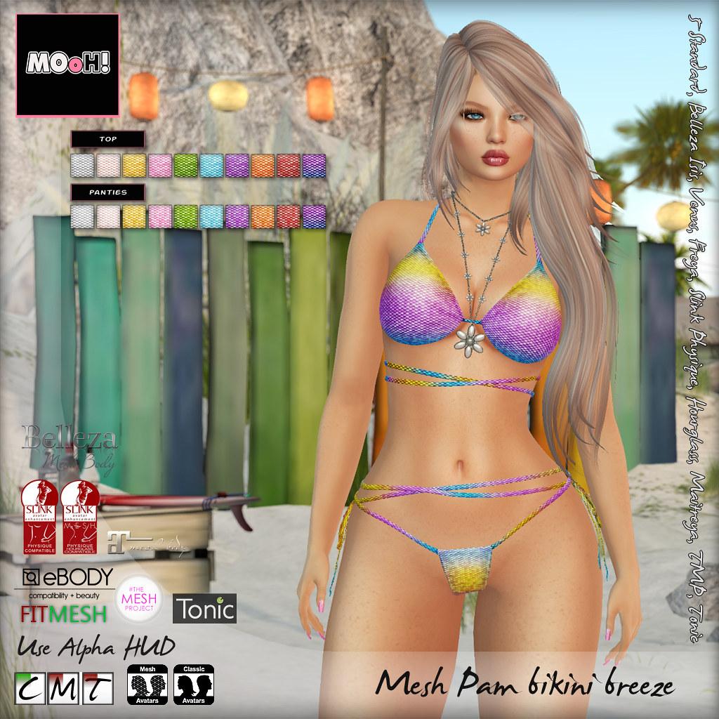 Pam bikini breeze - SecondLifeHub.com