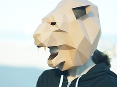 New Lion mask on our store!