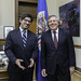Secretary General Meets with Minister of Justice of Argentina