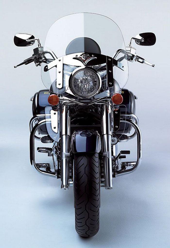 Kawasaki VN 1600 Classic Tourer 2007 - 0