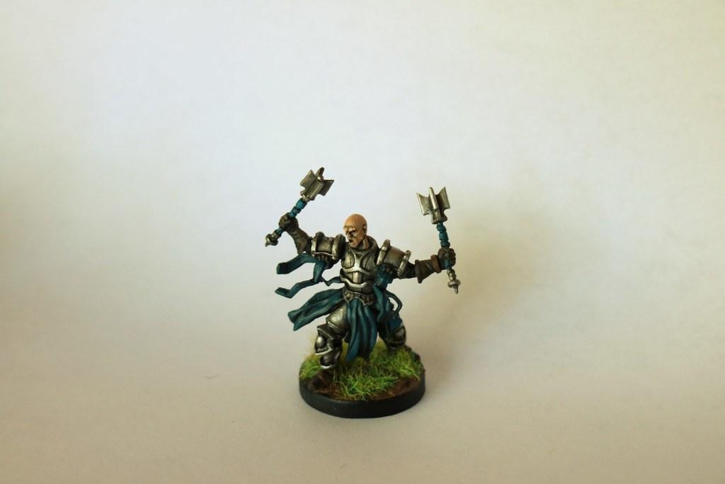 Runewars Miniatures Daqan Warrior