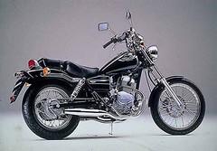 Honda CA 125 REBEL 1996 - 6