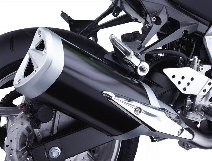 Kawasaki Z 750 2009 - 2