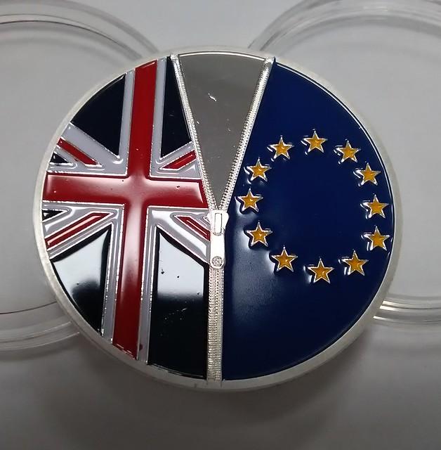 Brexit medal