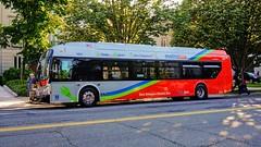 WMATA Metrobus 2016 New Flyer Xcelsior XE40 #1001