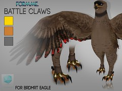 FORMME. BRDMRT Eagle - Battle Claws