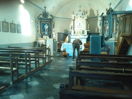 Plainevaux church celebration.