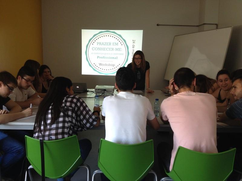 Workshop Prazer em Conhecer