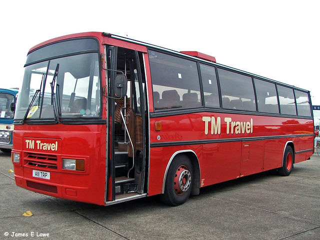 A111 TRP - Showbus, Fujifilm FinePix S5500