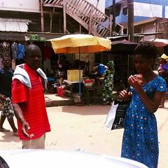 Togo Market, Lome, Maritime Region, Togo. #JujuFilms