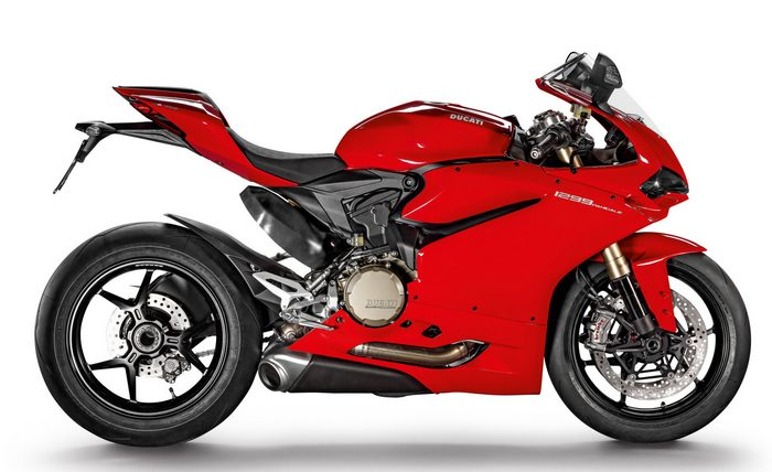 Ducati 1299 Panigale 2017 - 2