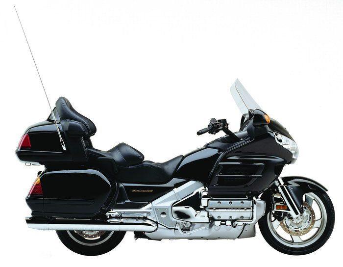 Honda GL 1800 GOLDWING 2006 - 2