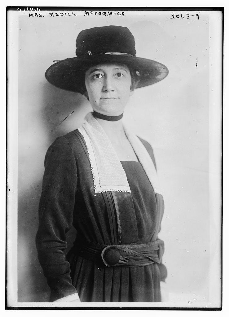 Mrs. Medill McCormick (LOC)