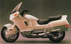 Honda PC 800 Pacific Coast 1989 - 2