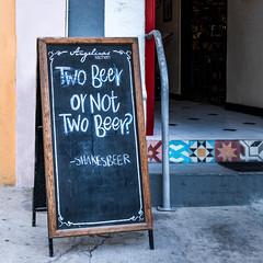 Beer Sign,  Signo de la cerveza