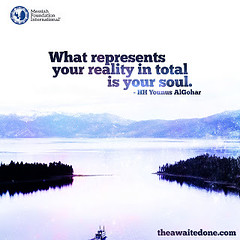 Quote of the Day: What Represents Your Reality in Total...