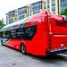 WMATA Metrobus New Flyer Industries XE40 #1001
