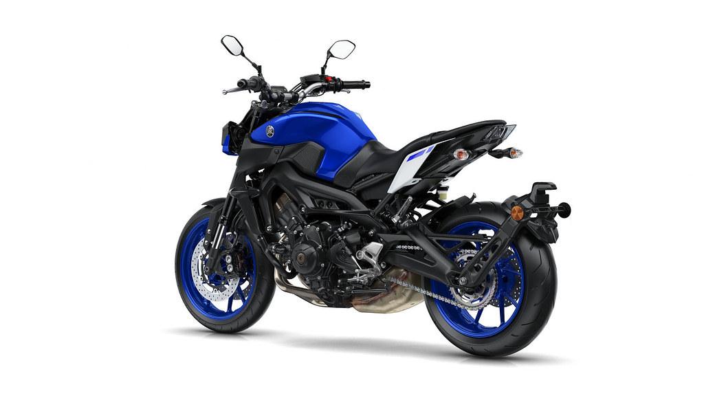 Yamaha 850 MT-09 2018 - 15