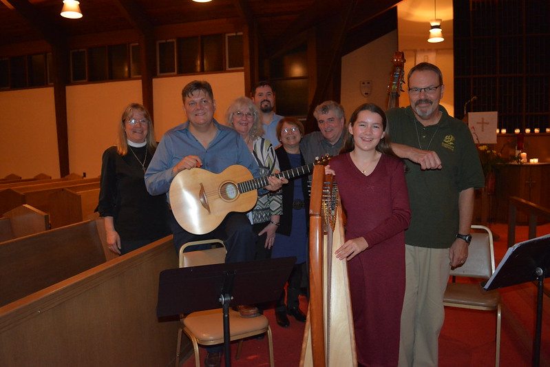 Celtic Evensong - Oct 2016