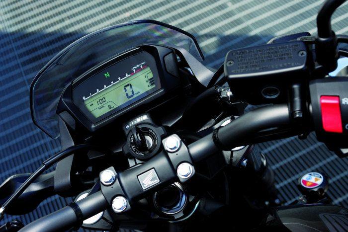 Honda NC 700 S 2012 - 7