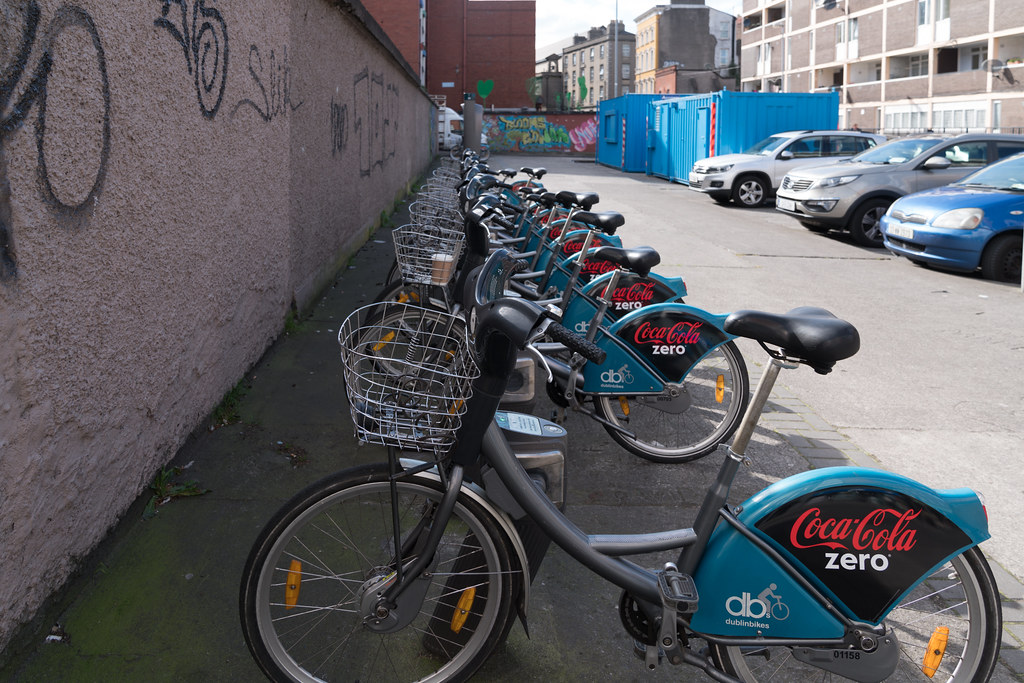 DUBLINBIKE DOCKING STATION No. 51 [WEST YORK STREET ]-129097