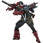 【官圖更新】McFarlane Toys 《閃靈悍將》閃靈悍將 Spawn 7吋可動人偶作品