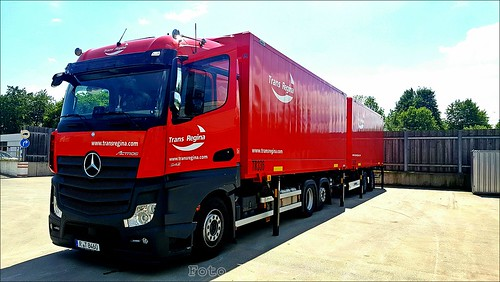 MB ACTROS MP4 TRANS REGINA