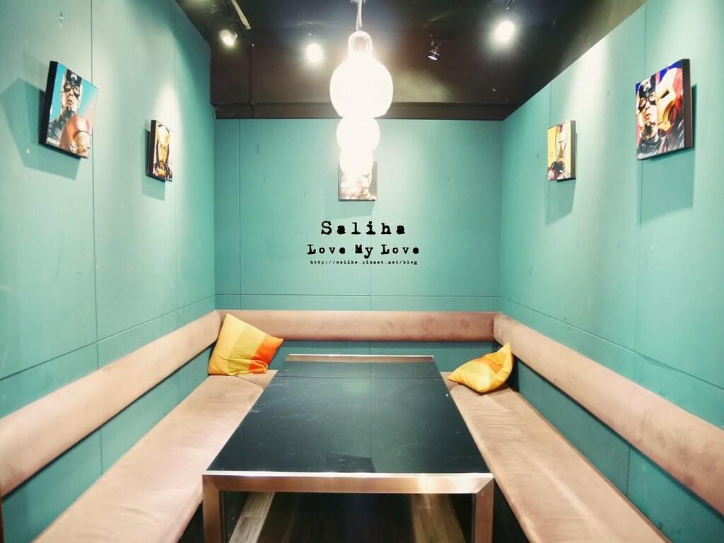 台北東區下午茶推薦Longtimeago Cafe 夢遊咖啡館 (6)