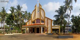 St. Antony's Church, Punnamparambu,Machad 2