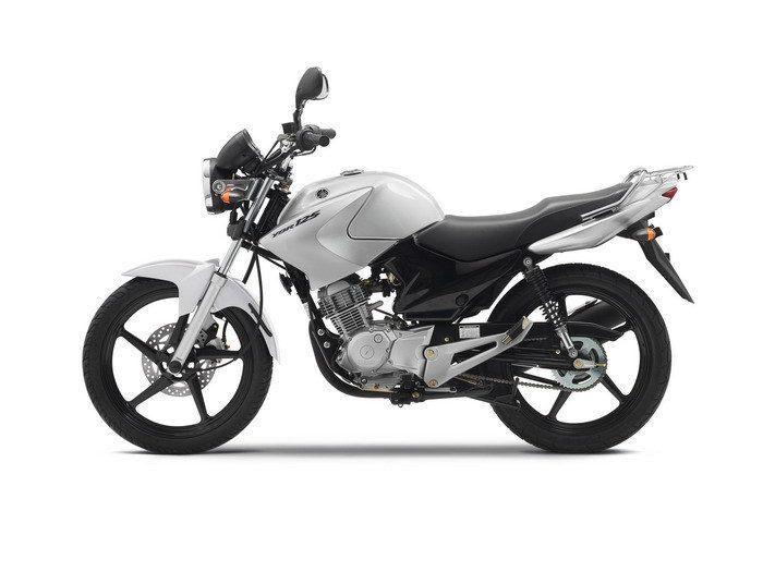 Yamaha YBR 125 2010 - 10