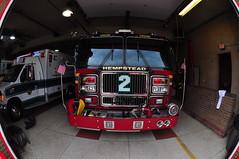 Hempstead Fire Department Engine 2