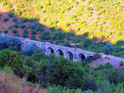 <Viaducto Vía Verde> Coripe (Sevilla)